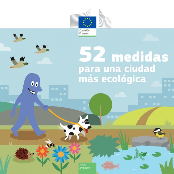Las ciudades tienen una biodiversidad enorme que es importante proteger porque de ella dependen nuestra calidad de vida, el aire que respiramos, la alimentación y el agua, además de nuestra salud mental. Haz sitio a la naturaleza. Este folleto contiene 52 sugerencias para contribuir a la biodiversidad urbana a lo largo del año.