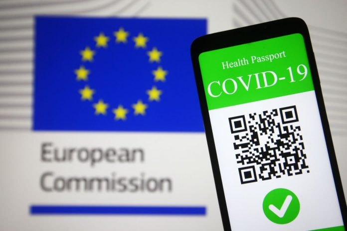 Certificado COVID Digital de la UE